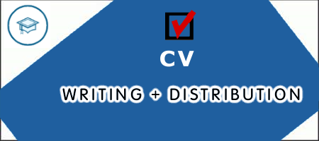 CV Writing and distribution packages