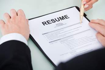 resume writing services uae